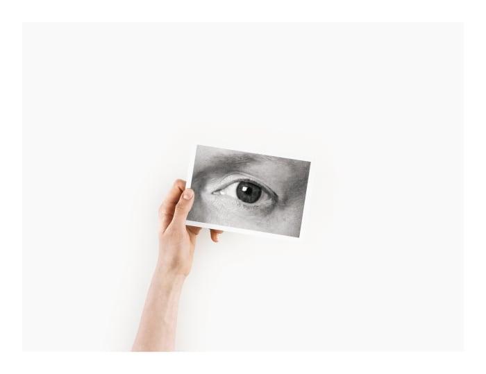 Eye #3 by Anne Collier