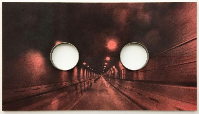 Battery Tunnel 2 Pipe by Adam McEwen