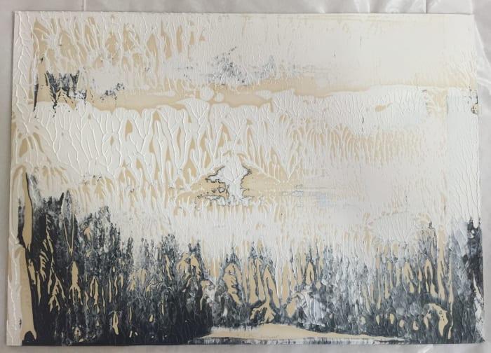 Untitled (18.2.89) by Gerhard Richter