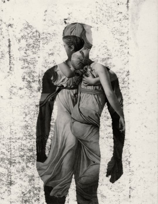 da série Retratos possuídos by Odires Mlászho