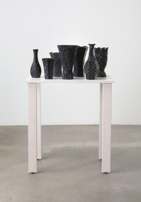 shelf #7 by Rodney McMillian