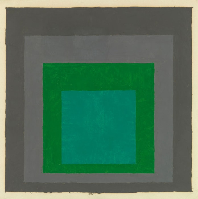 Homage to the Square (JAAF. 1960.2.17) by Josef Albers