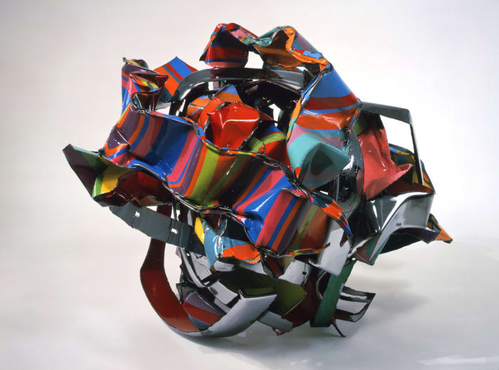 Knot in the Cards by John Chamberlain