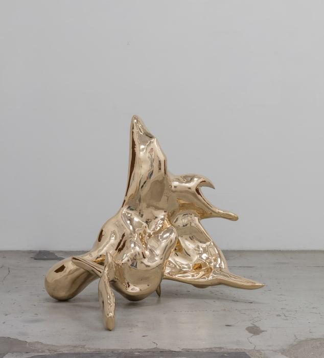 Bronze Pour XXXII by A Kassen
