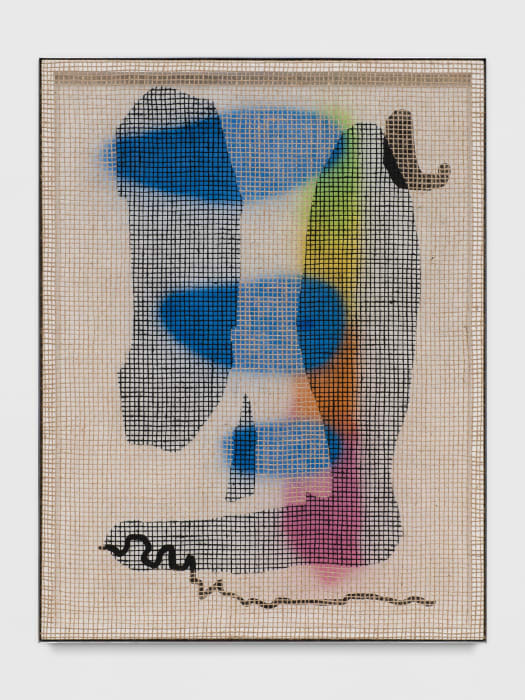 """""""Floorplan Desire Painting (Tip Toe)"""" by David Renggli"""