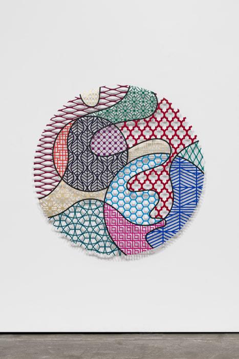 Pattern Kinship, dandelion by Nevin Aladag