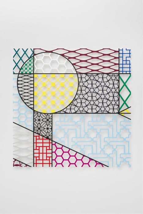 Pattern Kinship II by Nevin Aladag