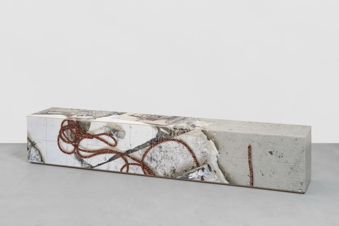 bench 1 by Peles Empire