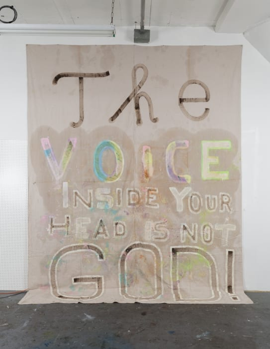 The Voice Inside Your Head is not God by Florian Meisenberg