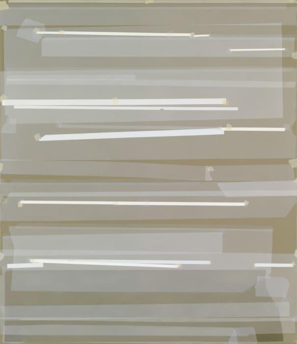Arrangement of Lines by Kees Goudzwaard