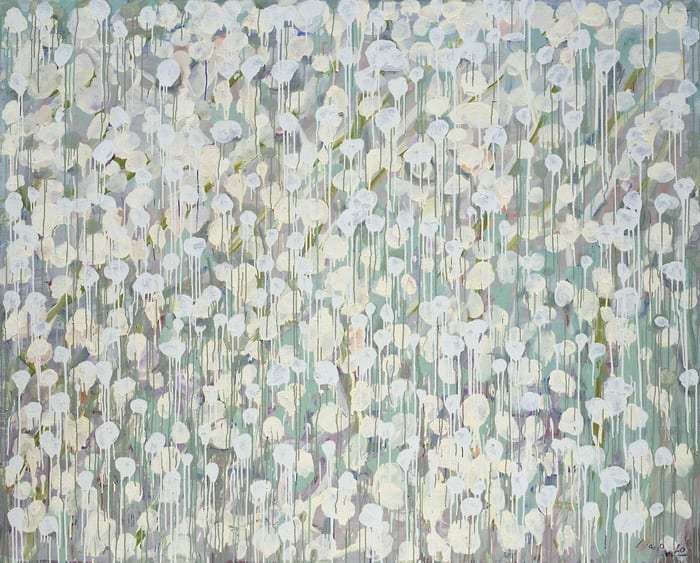 Fall From the sky No.3 by Chuan Wang