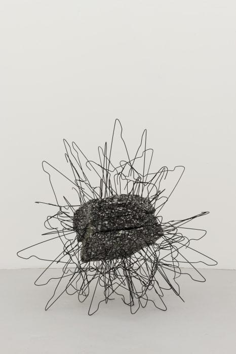 «Hanger (Hunger) Sculptures» #1 by Adriana Lara