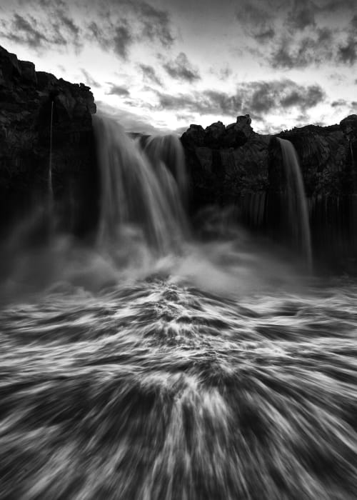 Aldeyjarfoss by Stephen King