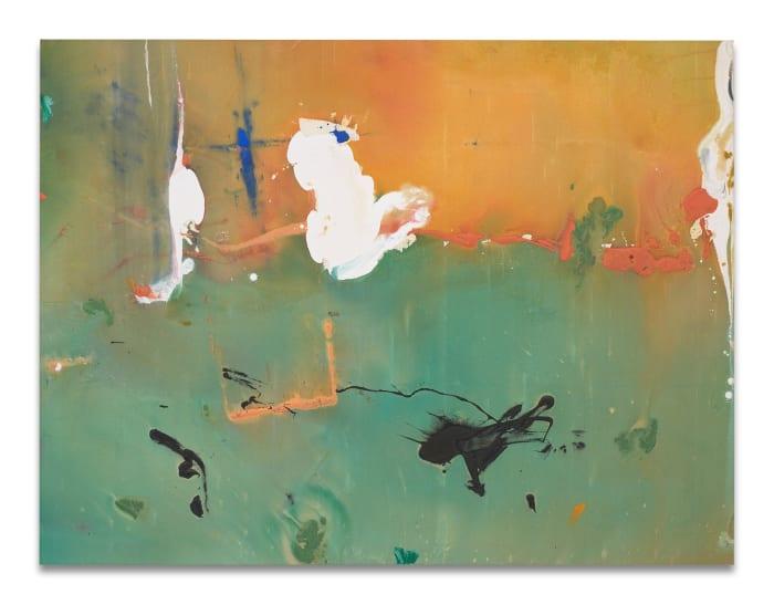 White Joy by Helen Frankenthaler