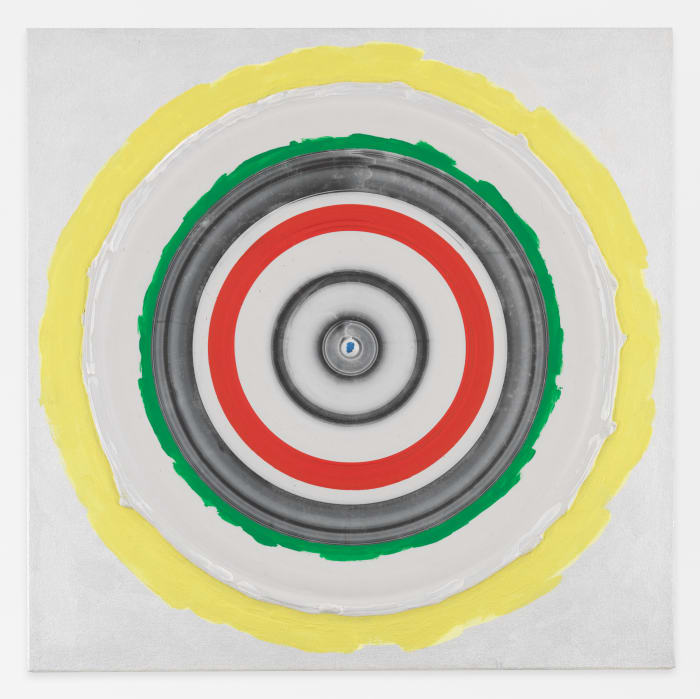 Circle: Bird by Kenneth Noland