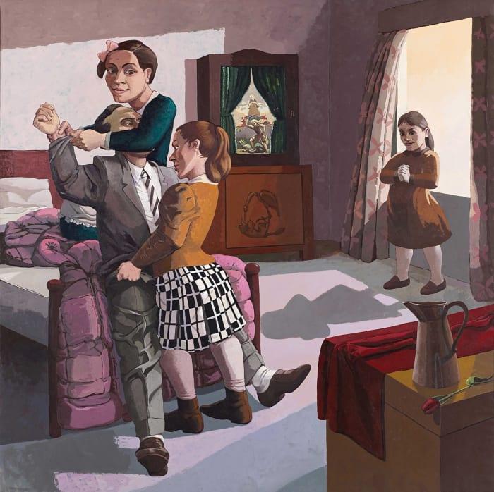 The Family by Paula Rego