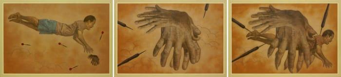Prey Catching Prey by Alfredo Esquillo