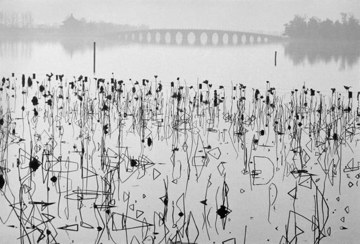 Kunming Lake, Beijing by Rene Burri