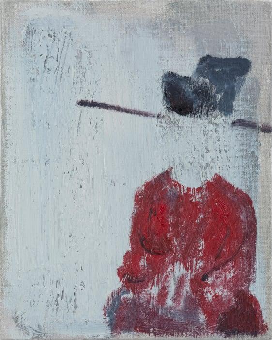 Emperor in Red Cloths by Dazhi Li