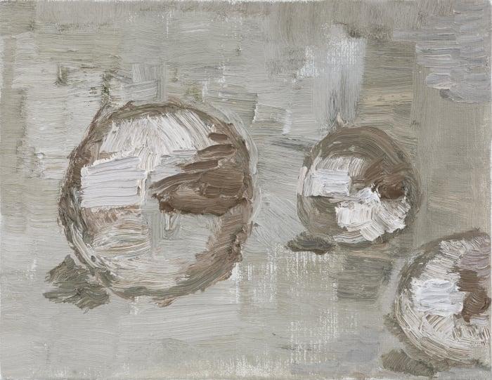 White Globe by Dazhi Li