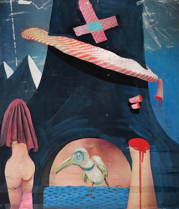 Untitled No.6 by Wang Jinsong