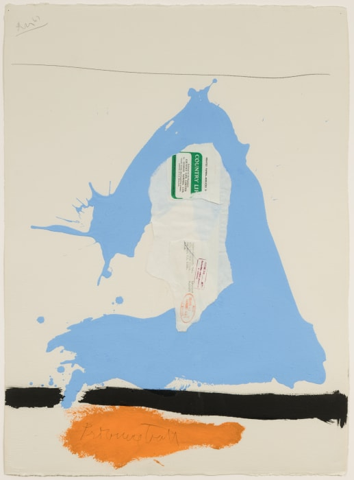 Country Life by Robert Motherwell