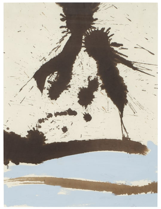 Automatism No. 11 by Robert Motherwell