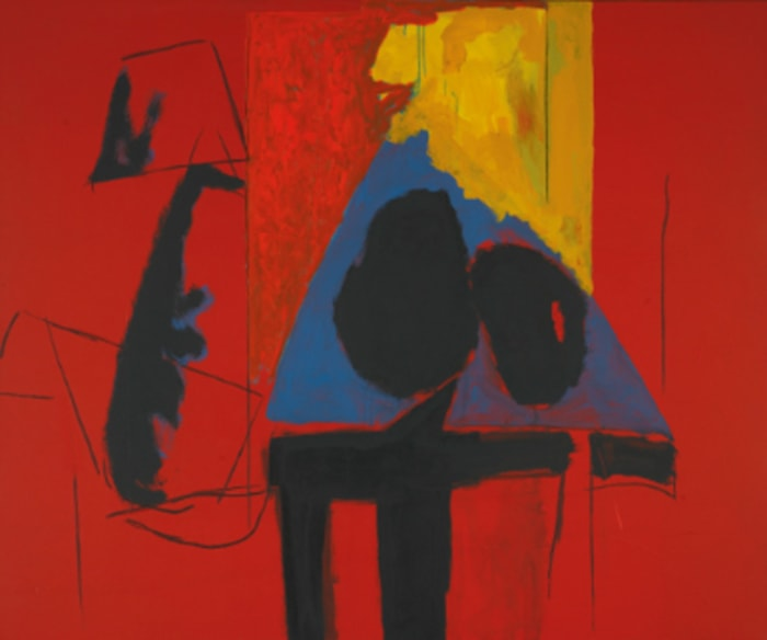 The Studio by Robert Motherwell
