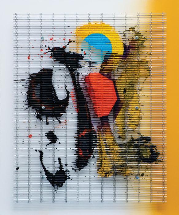Senorita by William Tillyer