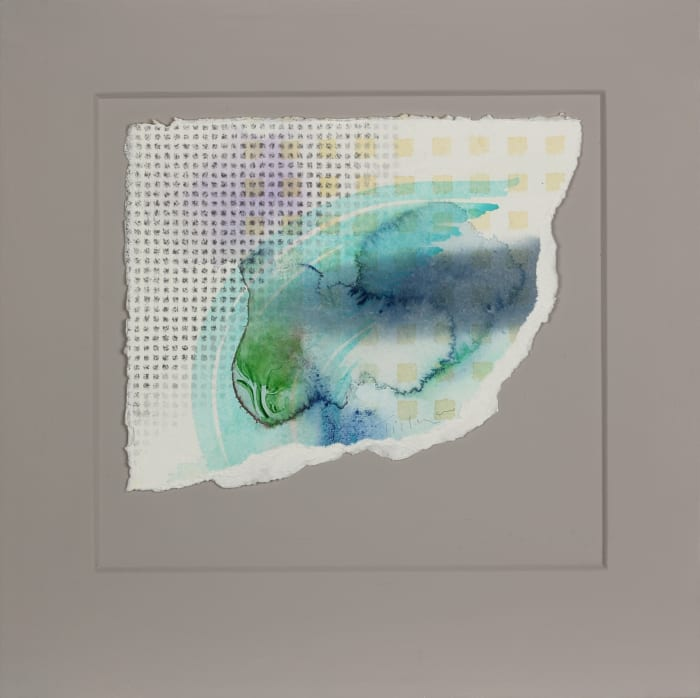 Fragment by William Tillyer