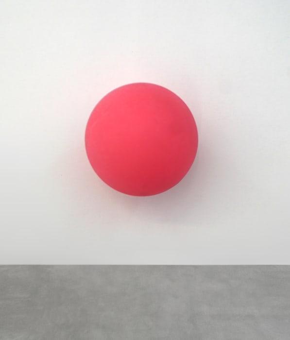 Pink Pong Ball by Wang Xin