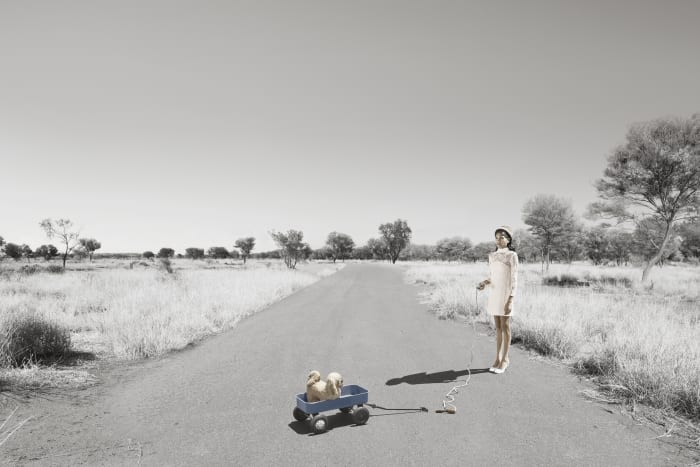 Mother (Skipping-Rope) by Michael Cook
