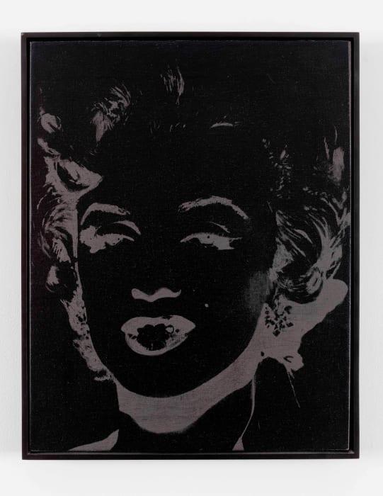 Marilyn (Reversal) by Andy Warhol
