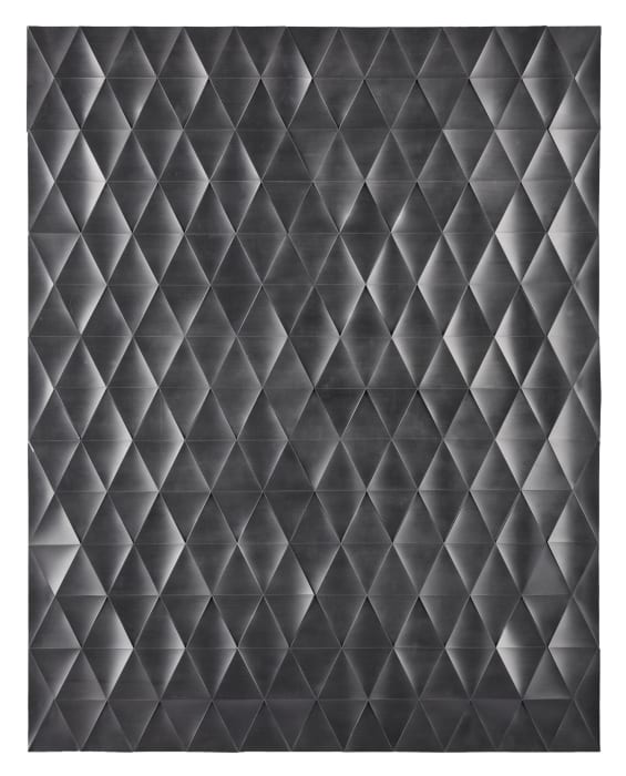 Grille III by Ayesha Sultana
