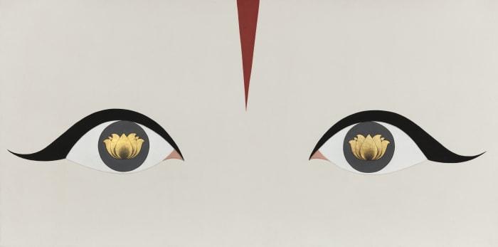 Lotus Eyes by Olivia Fraser