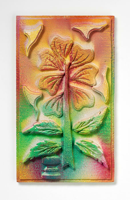 Der Blumenstrauß by Andreas Slominski