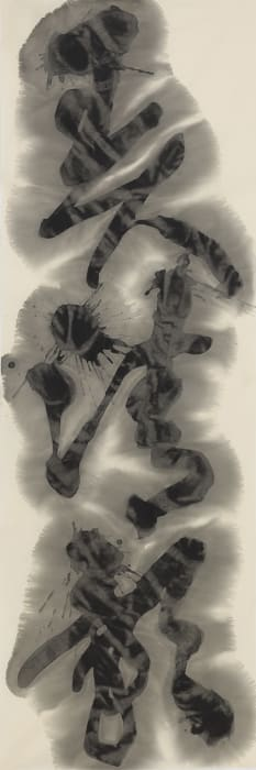 My Tiresome at the Bottom of Valley XII - Dancing with the Shadows by Pui Chee CHUI