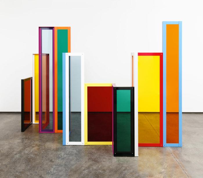 Distinct Elevation by Liam Gillick