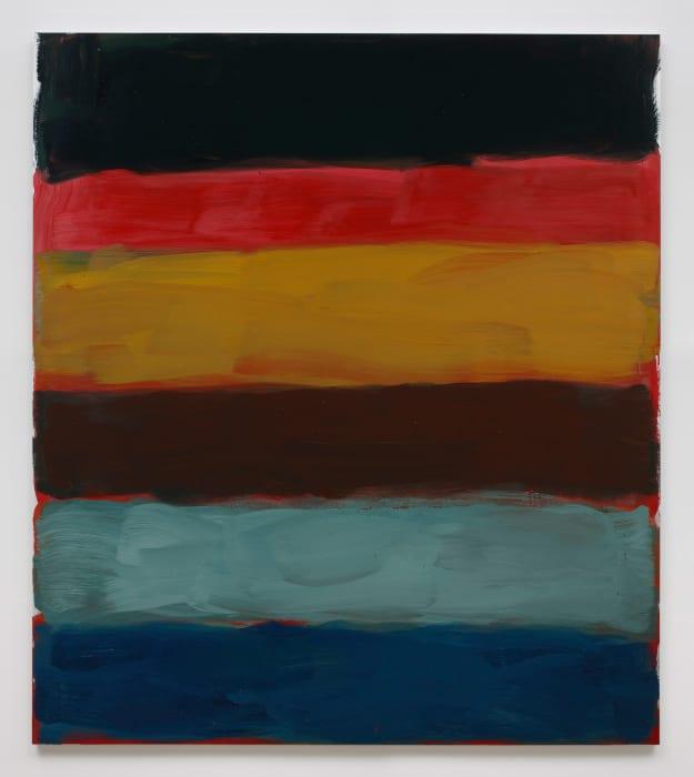 Untitled (Landline) by Sean Scully