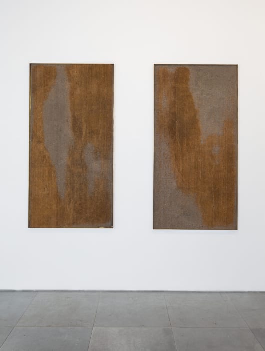 Paillasson 2 (right) by Eric Baudart