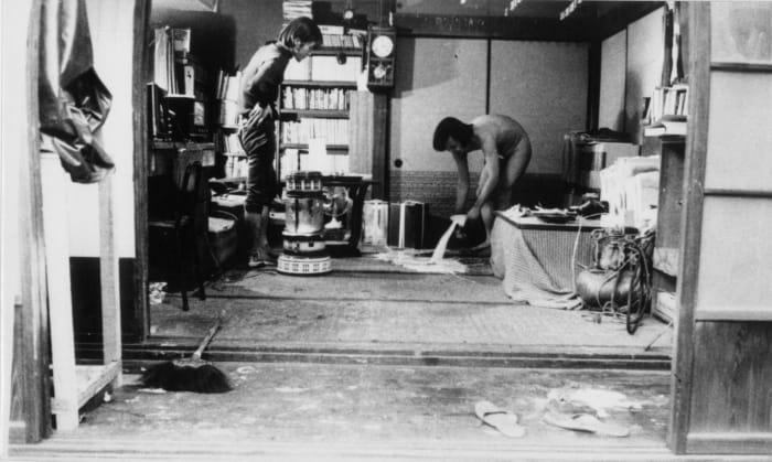 Floor Event No.1 (A-2) by Naoyoshi Hikosaka