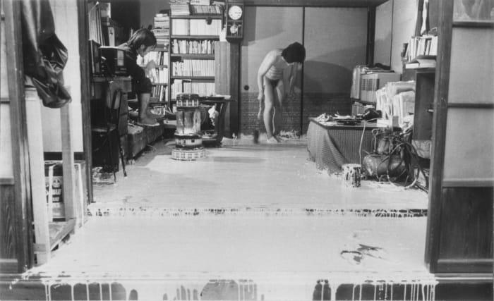 Floor Event No.1 (A-9) by Naoyoshi Hikosaka