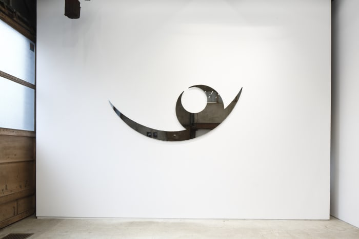 excavated reflection (Double Eclipse) by Hiraku Suzuki