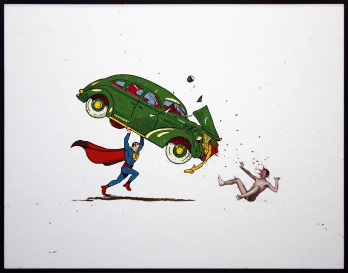 Bullying of Justice No. 2 by Ryuki Yamamoto