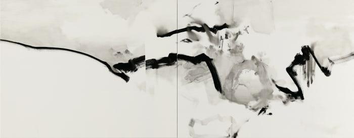 Oil on Canvas by Akira Yamaguchi