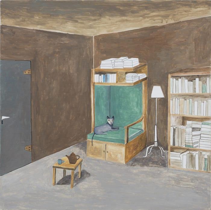 Reading Room by Noel McKenna