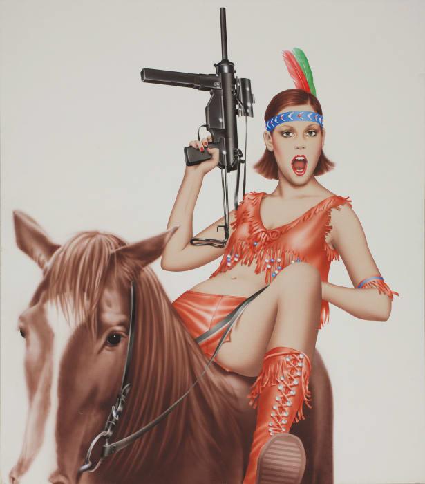 Apache by Harumi Yamaguchi