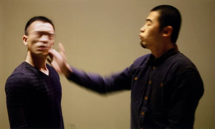 A Slap to the Face by Zhao Zhao