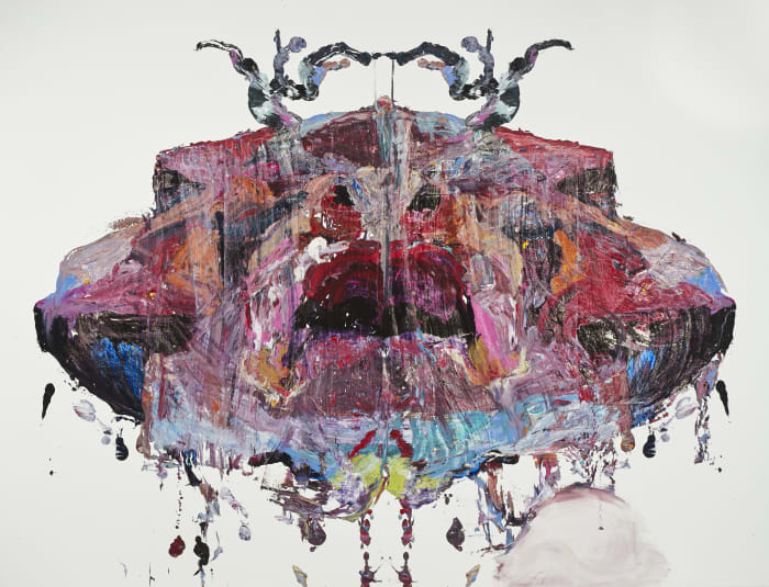 The Island No. 3 by Ben Quilty