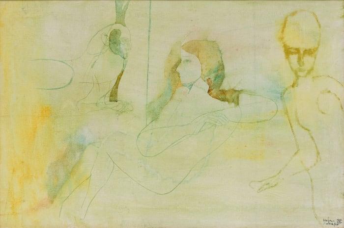 Il Volto della Sfinge by Octav Grigorescu